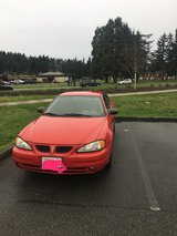 04 Pontiac Grand Am in Fort Lewis, Washington