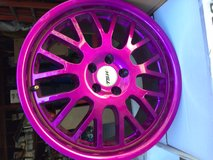 TSW Aluminum Sport Wheels in Conroe, Texas