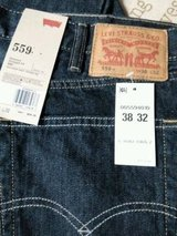 levi strauss & co. mens Levis 559 relaxed straight fit jeans in Oswego, Illinois