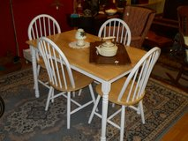 Table with Four Chairs in Goldsboro, North Carolina