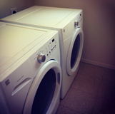 Kenmore front load washer and dryer in Lake Elsinore, California