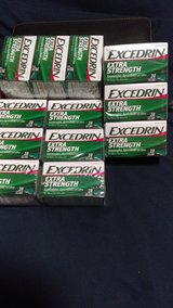 Excedrin Extra Strength 20 capsules. in Los Angeles, California