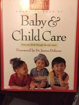 Baby and Child Care Book in Houston, Texas