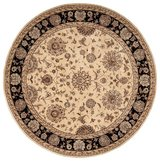 Nourisson 2000 8ft round area rug. in Bolingbrook, Illinois