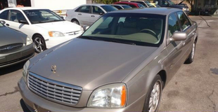 2003 Cadillac Deville W/Livery Pkg in Fort Lewis, Washington