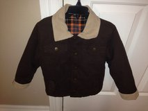 little Rebels winter size 5 boy coat (preschool age) in Houston, Texas