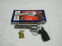 Crosman 357 Magnum CO2 Air Pistol Shoots Pellets, Like new in Alamogordo, New Mexico