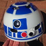 Star Wars Bike kid boy or girl Helmet (age 5ish) christmas in Houston, Texas