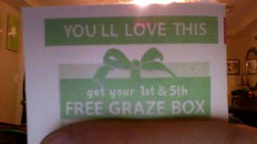 GRAZE coupons in Clarksville, Tennessee