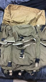 Tactical tailer malice pack in Camp Pendleton, California
