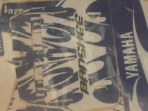 Yamaha banshee decals- full set stickers in Ramstein, Germany