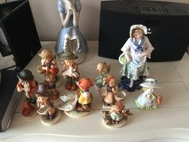 Large collection of Hummel and other figurines! in Lakenheath, UK