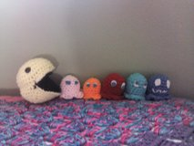 Crochet Pac-Man set-Today Only! in Colorado Springs, Colorado