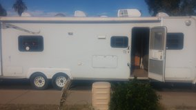 2006 Sportsman toy hauler 26ft with a slide out in Phoenix, Arizona