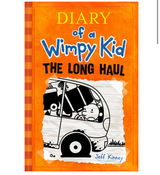 Looking for this Orange Diary of Wimpy Kids Book in Aurora, Illinois
