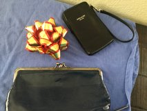 Hobo wallet or coach phone case, used  gently in Temecula, California