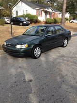 2000 Toyota Corolla $2,500 or best offer in bookoo, US