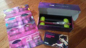 Zumba Exhilarate 7 DVDs in Fort Campbell, Kentucky