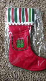 BRAND NEW Christmas Stockings. In wrap! Present Super cute. I have several in Bolingbrook, Illinois