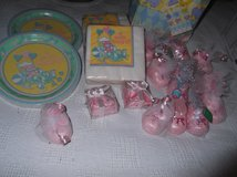 BABY SHOWER SUPPLIES NEW in Cherry Point, North Carolina