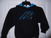 NFL PANTHERS SWEATSHIRT NEW in Cherry Point, North Carolina