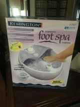 Foot spa (New) in Naperville, Illinois