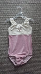 Pink Cream Leotard Sz Child Large in Glendale Heights, Illinois