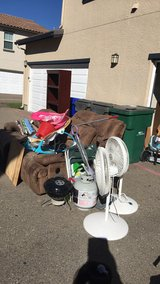 Garage Sale in Vista, California