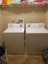 Estate washer and dryer in Fort Carson, Colorado