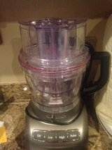 KitchenAid KFP1133CU 11-Cup Food Processor with ExactSlice System - Contour Silver in Alamogordo, New Mexico