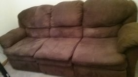 Couch and Love Seat in DeKalb, Illinois
