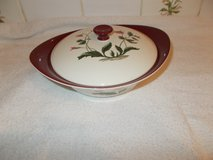 Wedgwood Serving Plate with Lid in Lakenheath, UK