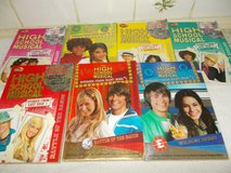 High School Musical Books in Lakenheath, UK