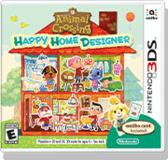 Animal Crossing: Happy Home Designer for Nintendo 3DS in Ramstein, Germany