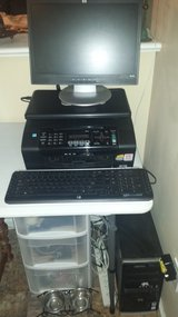 HP desktop computer and Brother color printer/scanner/fax.  All work fine even have extra ink. J... in Beaufort, South Carolina