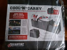 Tailgaters cool -n- carry insulated trunk organizer in Alamogordo, New Mexico