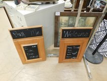 Assorted Custom made Chalkboards in Westmont, Illinois