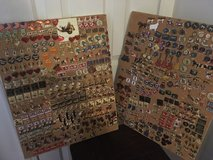 Around 500 Pins with back Several of each in Fort Knox, Kentucky