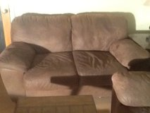 Matching sofa and love seat w/ coffee table in Yucca Valley, California