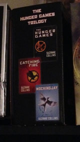 Hunger game books in Travis AFB, California