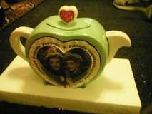 "I Love Lucy ""Friends Forever"" teapot in Beaufort, South Carolina"
