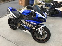 2010 YAHAMA R1 US Specs has  JCI customized pipes Mint Condition in Okinawa, Japan
