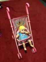 Doll and stroller in Camp Lejeune, North Carolina