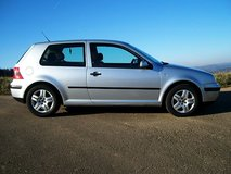 2002 VW GOLF 2.0 16V Special Silver Metallic - Climatronic - Seat Heating. in Baumholder, GE