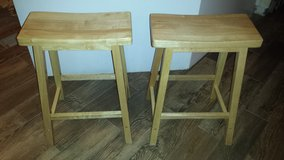 2 Bar Stools in Fort Rucker, Alabama