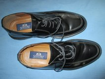 Men's Black Stafford Dress Shoes in Westmont, Illinois