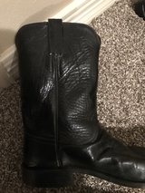 Men's Luchese boots in Bellaire, Texas