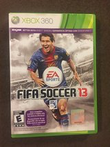 FIFA Soccer 13 XBOX 360 in Clarksville, Tennessee