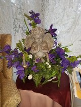 Angel floral basket in DeRidder, Louisiana