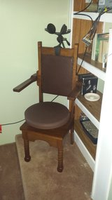 old dentist chair in Alamogordo, New Mexico